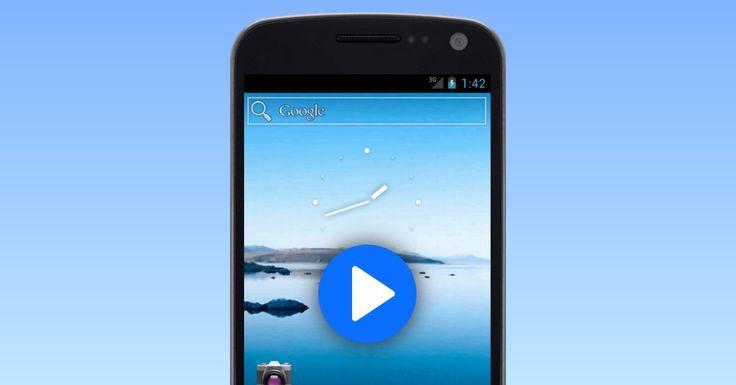Android 4.0 Ice Cream Sandwich - Online Simulator #appdemo #androidsimulator