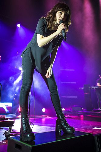 Live Review: Chvrches at Paramount Theatre 10/14/15