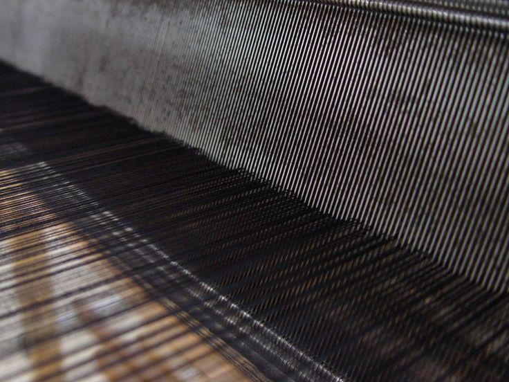 Weaving loom #ILLANGO #weaving