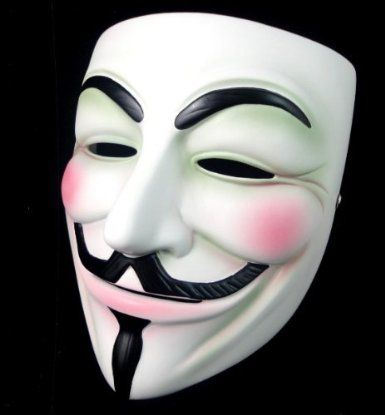V for Vendetta Mask   The ultimate tool for masking your anonymity