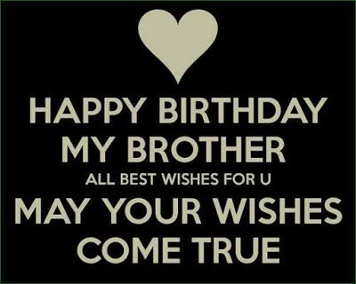 happy birthday brother quotes from sisters funny