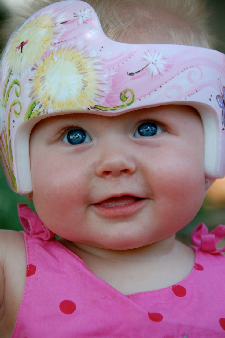 Best Baby Helmets Images On Pinterest Baby Helmet Helmets - Baby helmet decalspersonalized cranial band fairy decals just tinkering