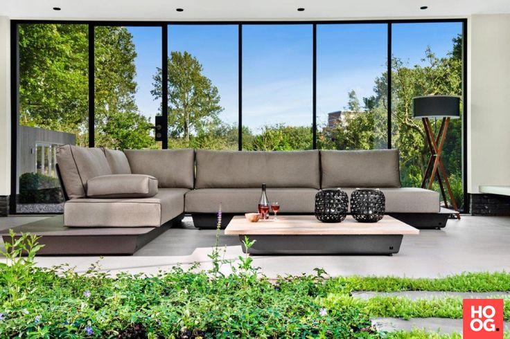 AIR sofa - Exclusieve Tuin in Nieuwerkerk aan de IJssel - Hoog ■ Exclusieve woon- en tuin inspiratie.