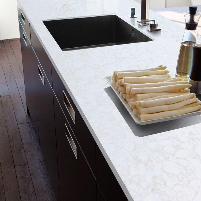 Wonderful Vanilla   Quartz   Arizona Tile #quartz #arizonatile | Countertops |  Pinterest | Quartz Slab, Vanilla And Countertops