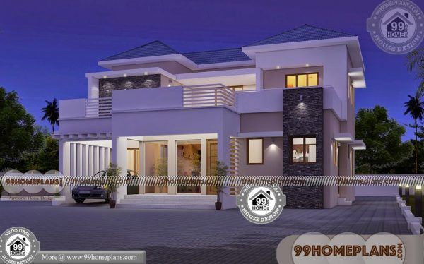 Traditional Indian House Plan And Collections With 3d Elevations Design Indian House Plans House Plans Indian Homes