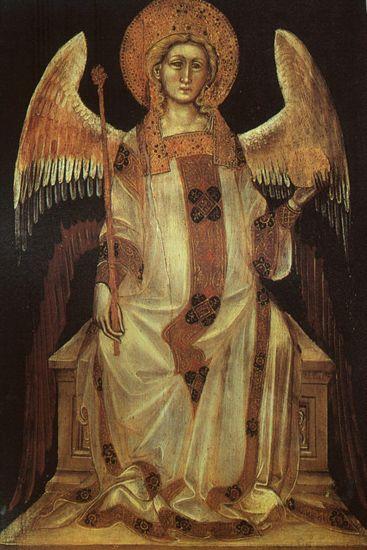 History of Art: Gothic Art- Vitale da Bologna, Guariento d'Arpo