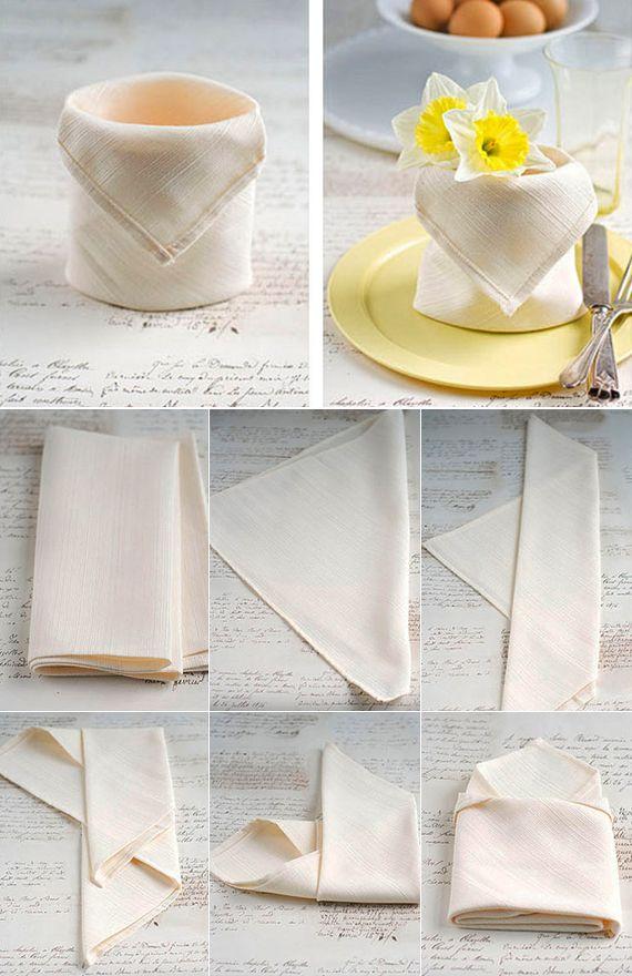 servietten falten interessante ideen und serviettentechnik f r festliche tischdeko tischdeko. Black Bedroom Furniture Sets. Home Design Ideas