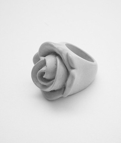 Concrete Jewelry by Bergner Schmidt Concrete Jewelry Bergners