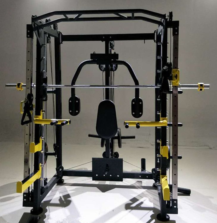 2017 Hot Sale New Style Professional Multi Functional Gym Equipment Exercise For Sale Multifunctional Smith Machine Buy Multi Functional Gym Equipment For Sal Di 2020