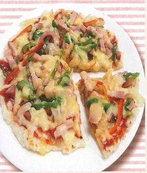 楽天が運営する楽天レシピ。ユーザーさんが投稿した「長いもの簡単ピザ」のレシピページです。今が旬の長いもを使ったピザです。フライパンで手軽に作れて、パーティーシーズンにぴったり!のせる具材はお好みで変えてみてもOK!。長いも,米粉(または小麦粉),スキムミルク,トマトケチャップ,玉ねぎ,ピーマン,ベーコン,ピザ用チーズ,塩