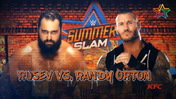 WWE News: Randy Orton vs Rusev announced for SummerSlam. After Rusev asked foradditionalcompetition on SmackDown Live, a former world champion