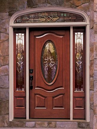 Curb appeal front door colors and most popular on pinterest for Trendy front door colors