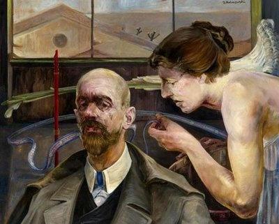 Jacek Malczewski - Self Portrait