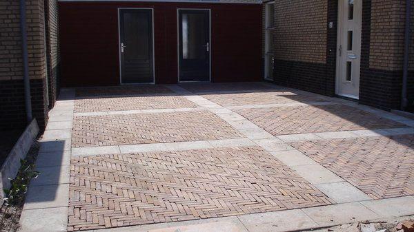 Jaren30woningen.nl | Inspiratie voor de oprit van een #jaren30 woning