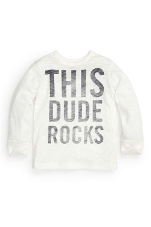 'This Dude Rocks' Long