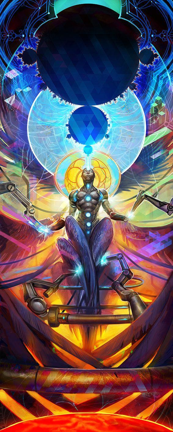 Archangel by juliedillon on DeviantArt