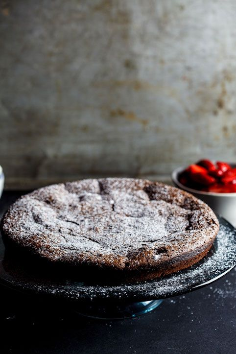A dairy-free, flourless CHOCOLATE CAKE | 25 Classic Jewish Foods Everyone Should Learn To Cook