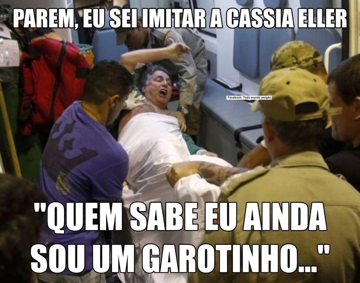 Qual é o melhor?   Meme de Anthony Garotinho na ambulância (Foto Facebook/Todo Mundo Amigão)      Meme de Anthony Garotinho na ambulância ...