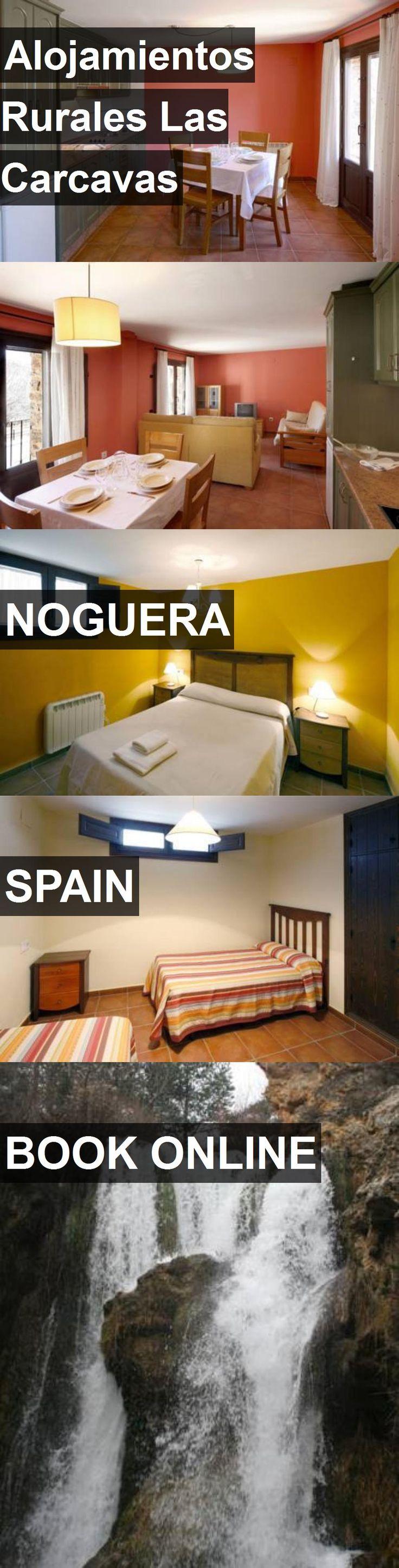 Hotel Alojamientos Rurales Las Carcavas in Noguera, Spain. For more information, photos, reviews and best prices please follow the link. #Spain #Noguera #travel #vacation #hotel