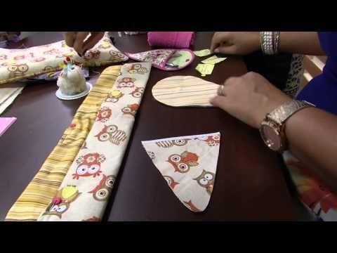 Mulher.com 28/03/2014 Ana Paula Faria - Bolsa manicure - YouTube
