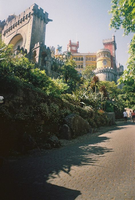 Park and Palace of Pena