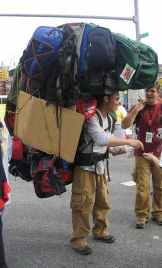 Beginners Guide to Packing a Hiking Bag | Snowys Blog