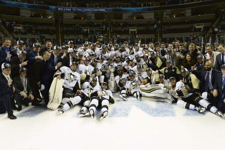 June 12, 2016 — Stanley Cup Final: Penguins 3, Sharks 1 (Photo: Chaz Palla     Tribune-Review)