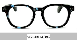 Eisley Round Readers Glasses - 146 Blue