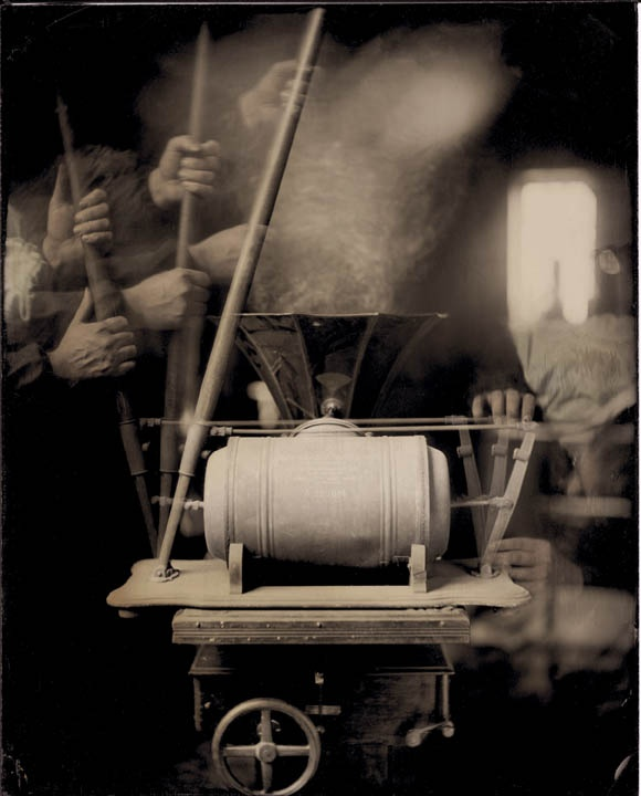 Mark Osterman is Photographic Process Historian at George Eastman House Intl Museum of Photography.