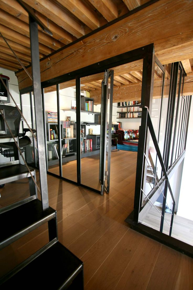 best 25 mezzanine ideas on pinterest small loft apartments mezzanine bedroom and mezzanine floor. Black Bedroom Furniture Sets. Home Design Ideas