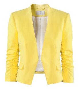 Yellow Blazer| H US