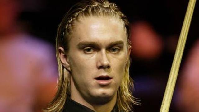 Paul Hunter - snooker player - gone but not forgotten