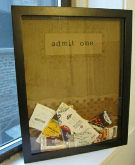 how to make movie ticket stubs