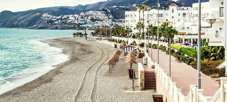 Reasons for visiting Nerja according to Monarch