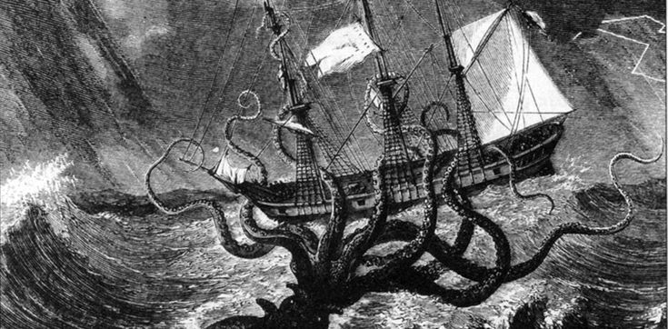 The real-life origins of the legendary Kraken