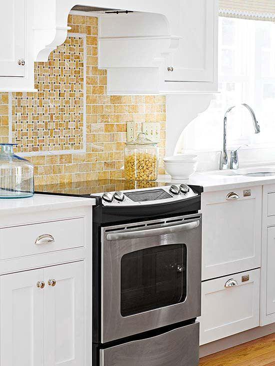 Kitchen Backsplash Centerpiece 35 best kitchen images on pinterest | backsplash ideas, kitchen