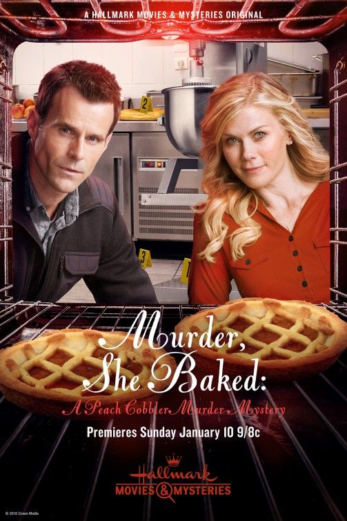 Click to View Extra Large Poster Image for Murder She Baked: A Peach Cobbler Murder Mystery