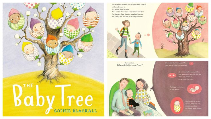 L'albero dei bambini. Come nascono i bambini