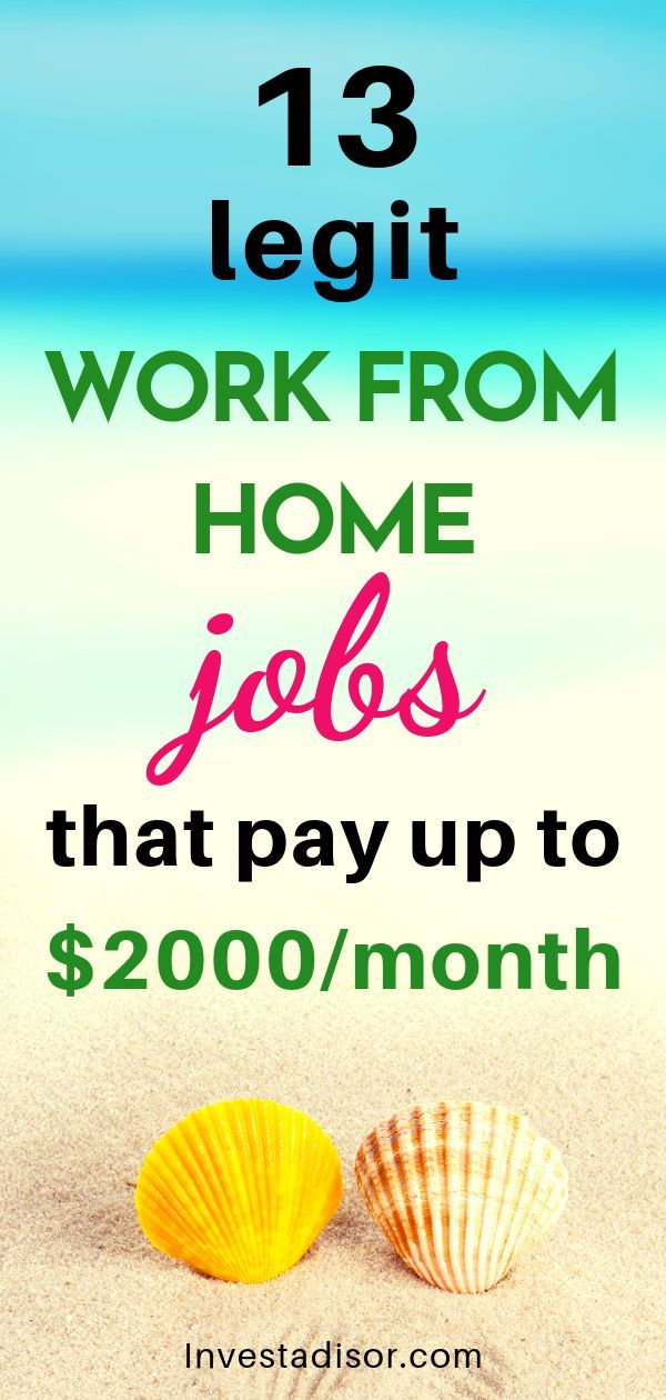 Work From Home Jobs to Earn Extra Cash Fast – #cas…
