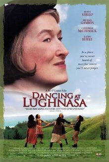 Dancing At Lughnasa is a movie about 5 Mundy sisters set in Ireland in 1936! It was adapted from a play written by Brian Friel.