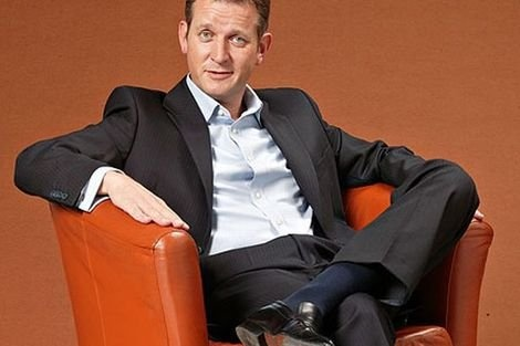 Hot TV talent: Why I think Jeremy Kyle is a fox - Yahoo! TV UK
