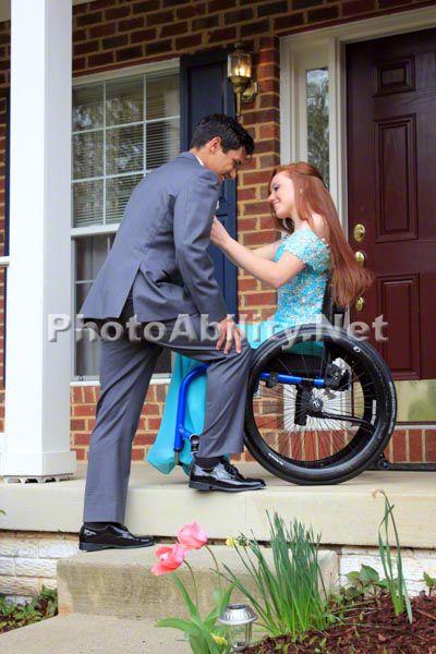 Prom Date With Beautiful Female Model Mackenzie Clare On