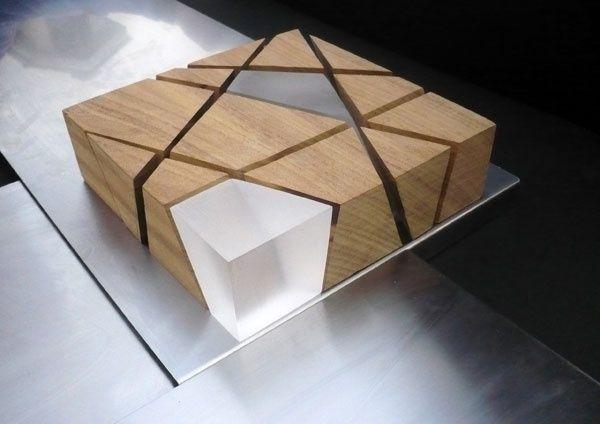 Geometric Design_Architecture Model!