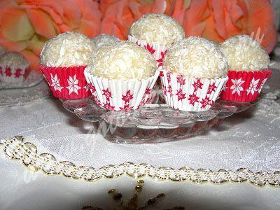 Кокосовые конфеты «Поцелуйчики» | Готовьте с нами