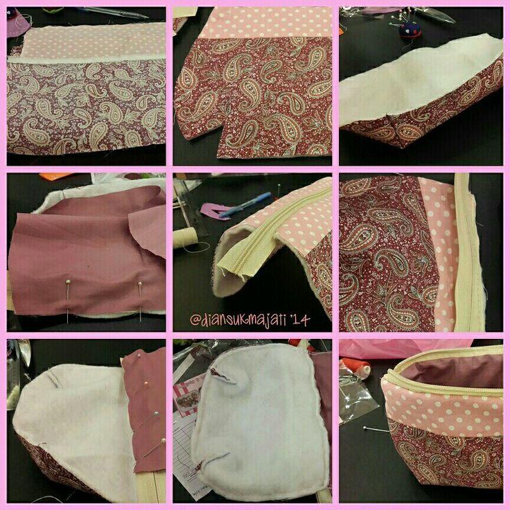 #shortcourse #trumppurse #handmade #hobby #rumahputricibubur