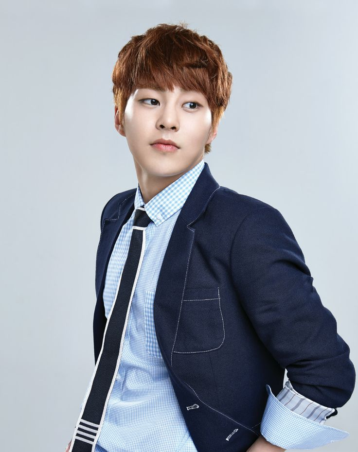 Xiumin | Lotte Magazine - May Issue