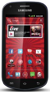 Phone Android Samsung Galaxy Reverb (Virgin Mobile) Review | Android Specification Reviews