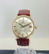 Omega Seamaster De Ville Gold Cap 1968