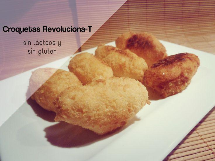 CROQUETAS DE NAVIDAD REVOLUCIONA-T sin gluten y sin lácteos