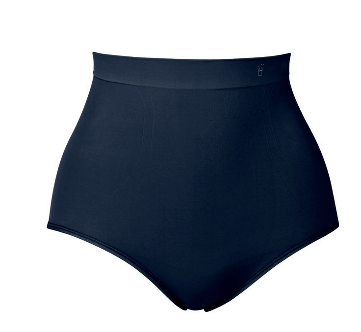 Triumph Second Skin Highwaist Panty (Black)